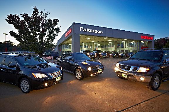 Nice Patterson Nissan Of Longview