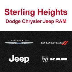 Sterling Heights Dodge >> Sterling Heights Dodge Chrysler Jeep Ram 40111 Van Dyke Ave
