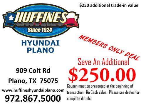 Huffines Hyundai Plano 909 Coit Road Plano Tx