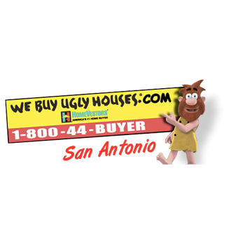 We Buy Ugly Houses San Antonio