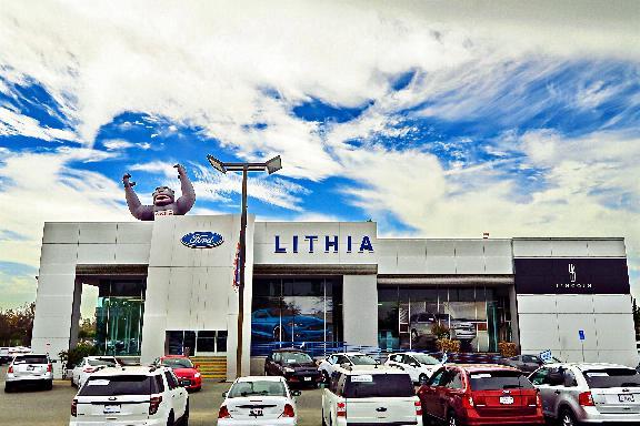 Lithia Ford Fresno >> Lithia Mazda Of Fresno 165 E Auto Center Dr Fresno Ca