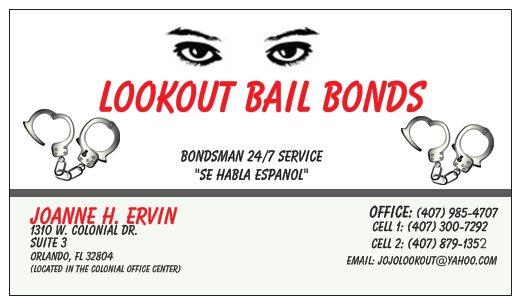 6a9e999d1f Lookout Bail Bo ND - 1310 W Colonial Dr, Orlando, FL