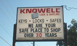 Knowells lock and Safe, Inc  - 2144 Blanding Blvd , Jacksonville, FL