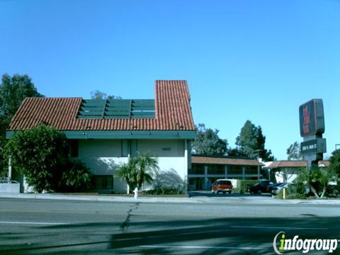 Red Roof Inn Santa Ana