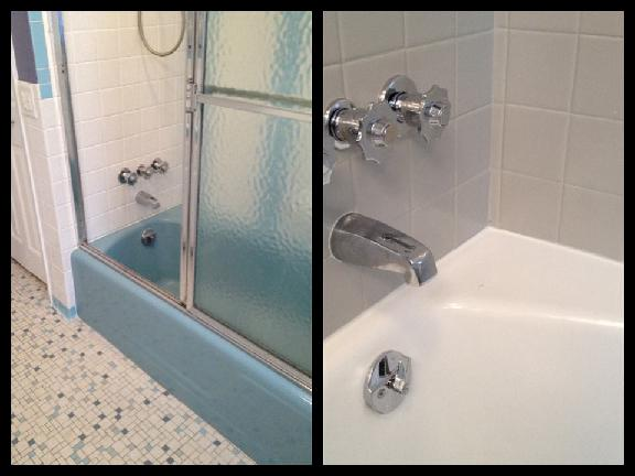 Bathtub Made New