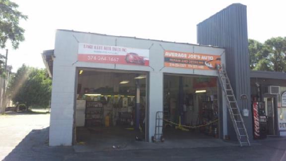 Joe'S Auto Repair >> Average Joe S Auto Repair 1000 Cassopolis St Elkhart In
