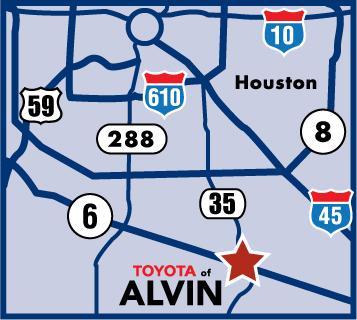 Toyota Of Alvin >> Toyota Of Alvin 3507 Farm To Market Road 528 Alvin Tx
