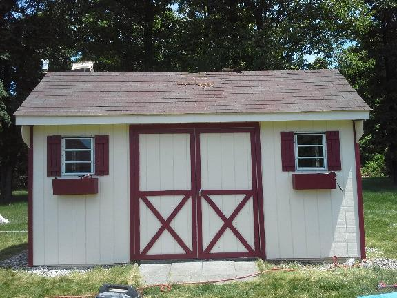 gourmet contractor - Garden Sheds Easton Pa
