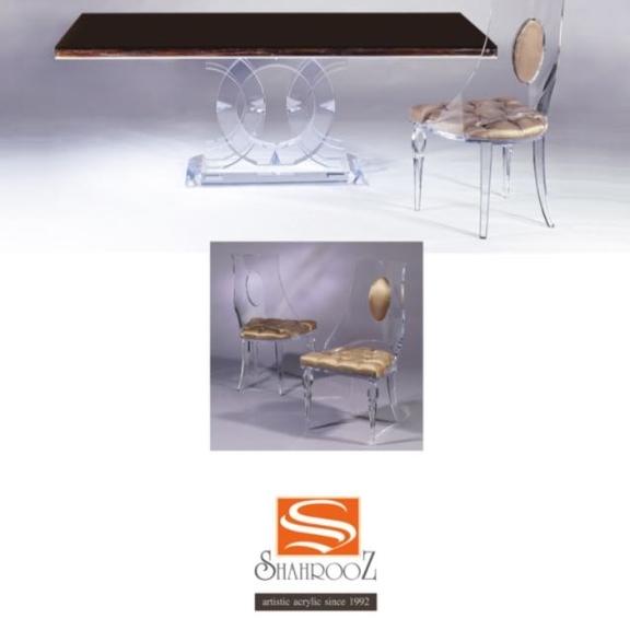 Shahrooz Acrylic Furniture U0026 Sculptures