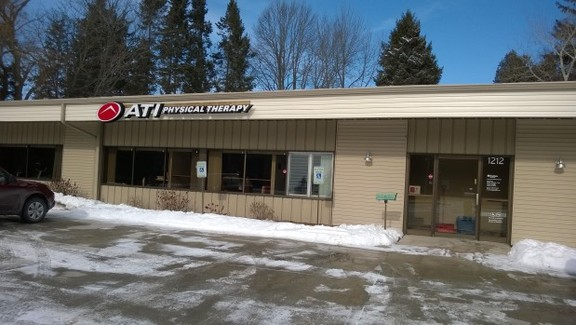 Ati Physical Therapy - 1212 Memorial Dr, Ste 1, Manitowoc, WI