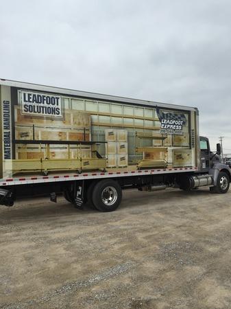 Leadfoot Express - 1711 South Hoover Street, Wichita, KS