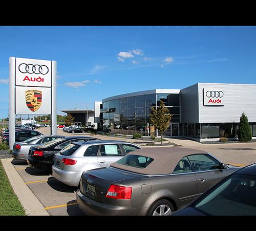 Zimbrick Audi in Madison, WI | 2300 Rimrock Rd, Madison, WI