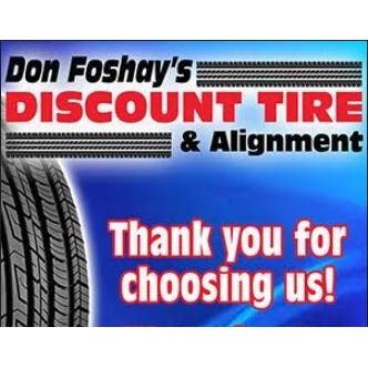 Discount Tire Closest To Me >> Don Foshays Discount Tire Alignment Brunswick 123 Bath Rd