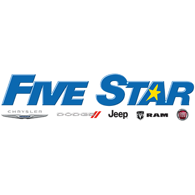 Great Five Star Chrysler Dodge Jeep Ram FIAT