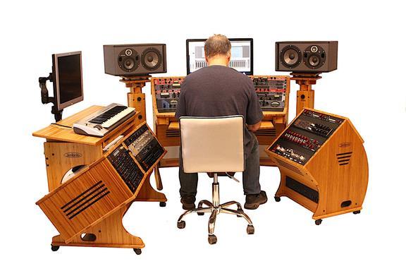 JamRacks Custom Music Studio Furniture