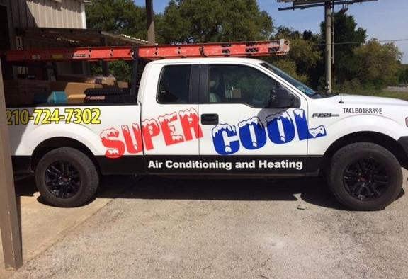 Super Cool Air Conditioning Heating