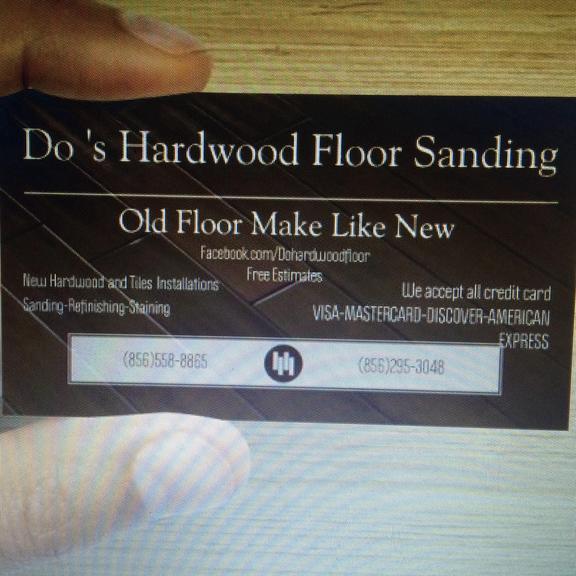 Dos hardwood floor sanding in pennsauken nj 2123 43rd st dos hardwood floor sanding colourmoves