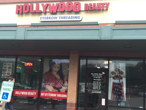 Hollywood Beauty Eyebrow Threading - 4410 East Riverside, Suite 110
