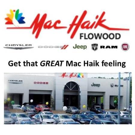 Mac Haik Chrysler Dodge Jeep Ram in Flowood, MS | 4000 Lakeland Dr