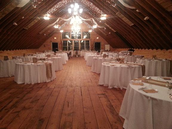 Maine Wedding Barn And Event Center