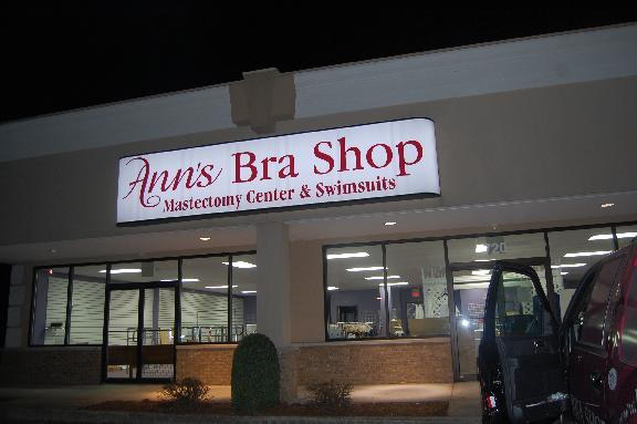 3402a158bc521 Ann s Bra Shop - 623 S. Silver Springs Rd