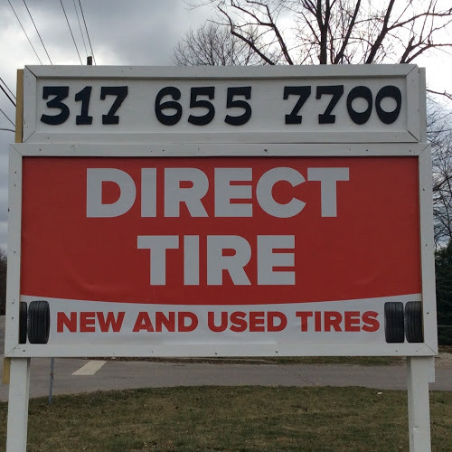 Direct Tire 1506 N Post Indianapolis In