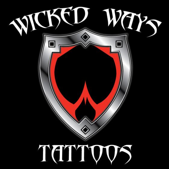 Wicked Ways Tattoos - 7327 North Loop 1604 W, #101a, San Antonio, TX