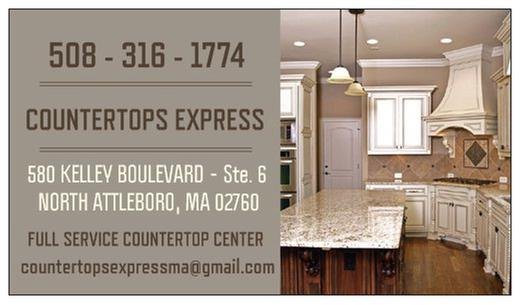 COUNTERTOPS EXPRESS In North Attleboro, MA | 580 Kelley Blvd, North  Attleboro, MA