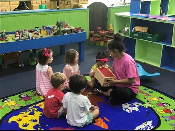 Childrens Playroom Belle Meade