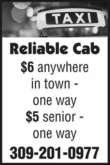 Reliable Cab