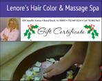 Lenore's Hair Color & Massage Spa
