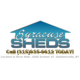 Syracuse Sheds