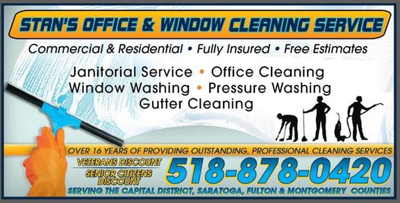 Stan's Office & Window Cleaning Service