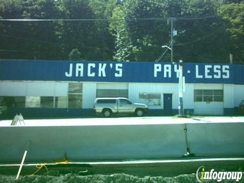 Jack S Pay Less Auto Parts 9423 Martin Luther King Jr Way S