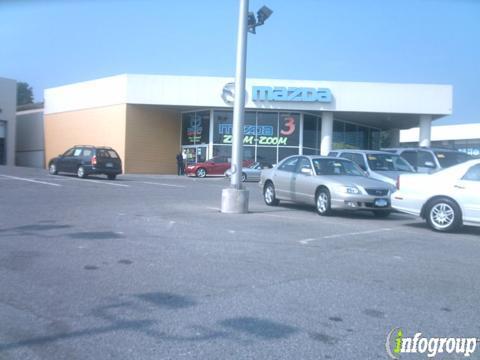 Heritage Mazda Owings Mills