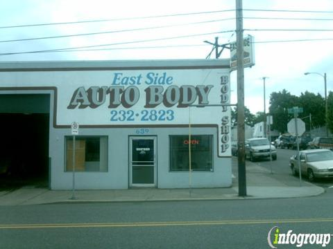 East Side Auto >> East Side Auto Body By Wentworth 639 Se Stark St Portland Or