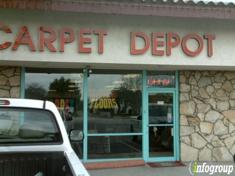 carpet depot of upland
