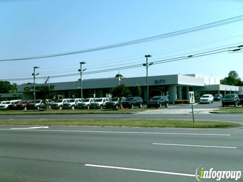 Rick Hendrick City Chevrolet Collision Center
