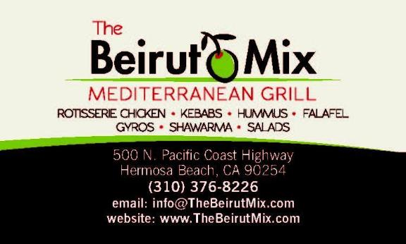 Sabra Beirut Mix