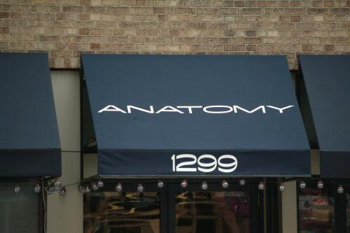 Anatomy An Event Celebration Venue In Cleveland Oh 1299 W 9th