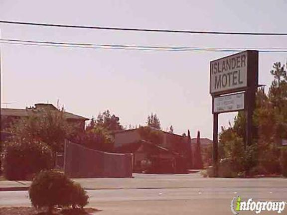 All Suites Islander Motel Hayward