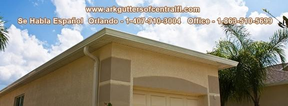 Ark Gutters Of Central Florida