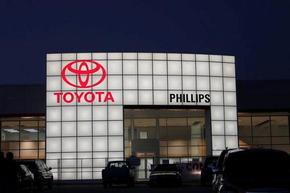 Phillips Toyota Dealers Orlando Dealership