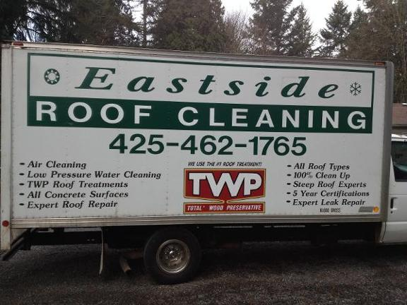 Awesome Eastside Roof Cleaning