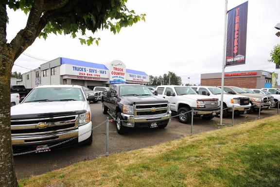 Milam Truck Country 500 River Rd Puyallup Wa