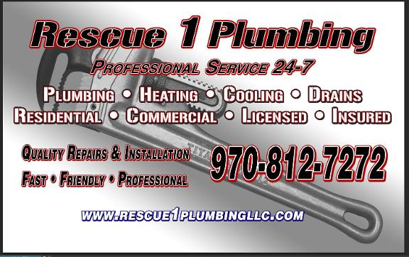 Rescue Plumbing In Grand Junction Co E Danbury Ct Grand Junction Co