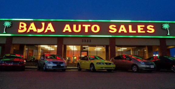 Baja Auto Sales >> Baja Auto Sales 824 S Decatur Blvd Las Vegas Nv