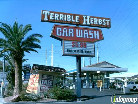 Terrible Herbst 4090 S Maryland Pkwy Las Vegas Nv