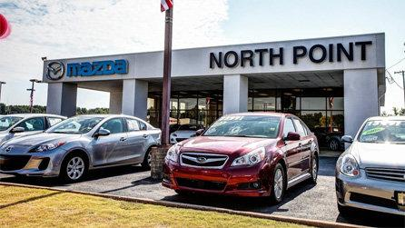 North Point Ford >> Quick Lane At North Point Ford 4400 Landers Rd North