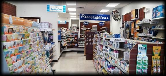 Personal Touch Pharmacy - 1580 Lakewood Road Route 9 Unit 8, Toms